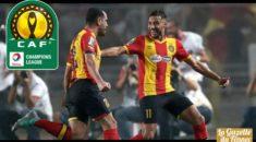 LDC CAF : Belaïli et l'ES Tunis s'imposent face à Orlando Pirates (2-0)