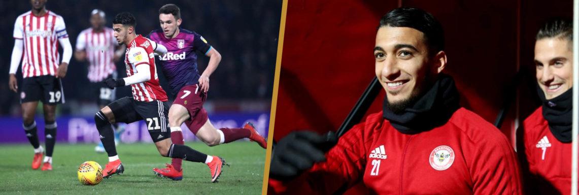 Résumé : Le beau match de Benrahma vs Aston Villa
