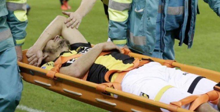 """Darfalou : """"Ma blessure n'est pas méchante"""""""