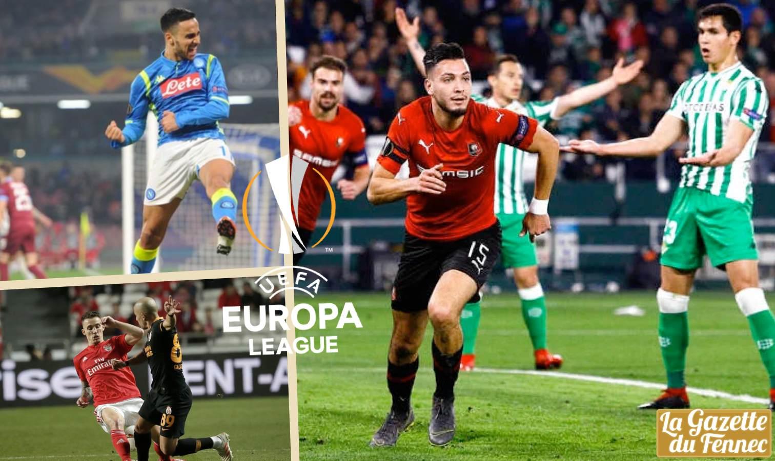 europa league ounas bensebaini