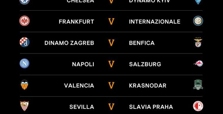 Europa League : un choc face à Arsenal pour Bensebaïni