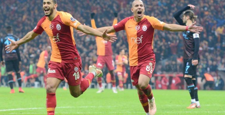 Turquie : Feghouli passeur décisif face à Trabzonspor