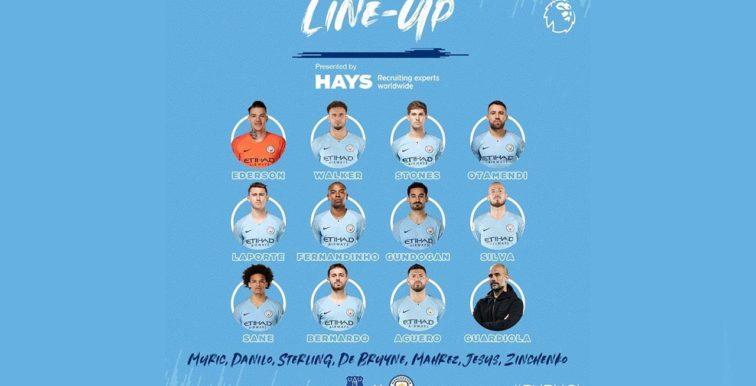 Everton-ManCity : Mahrez encore remplaçant !
