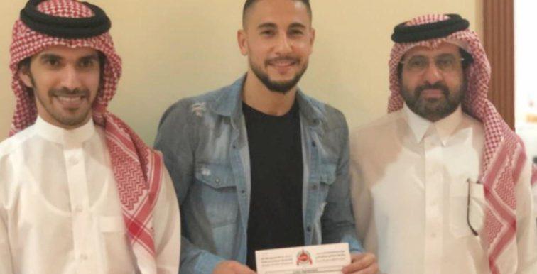 Qatar : Hamroun prêté à Al Rayyan jusqu'à la fin de la saison