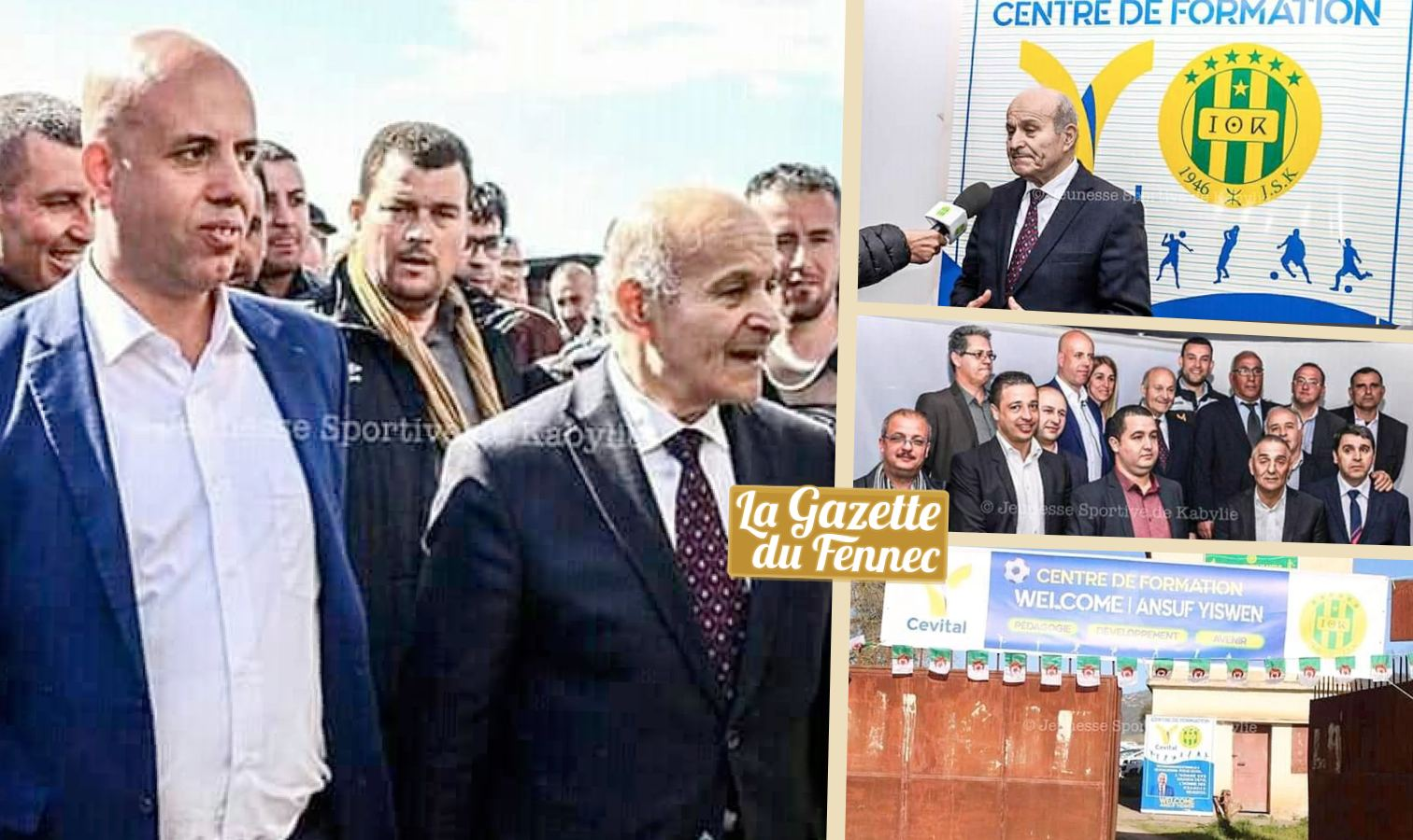 OM : bientôt un partenariat avec la JS Kabylie
