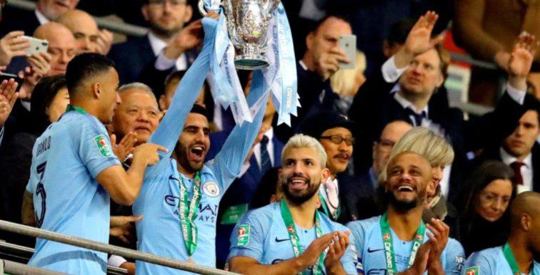 Mahrez remporte la League Cup sans jouer !