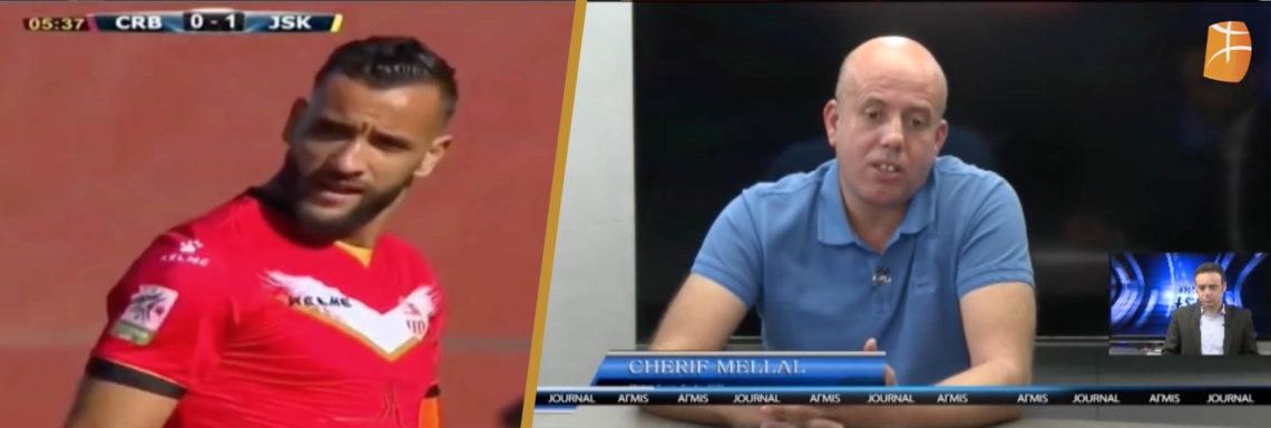 Mellal : «Je ne suis pas venu à la JSK pour vendre des matchs»