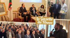 Rencontre-débat autour du sport organisée par l'Ambassade d'Algérie en France