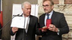 Mustapha Dahleb honoré par la ville de Saint-Germain en Laye