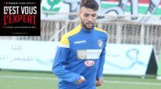 Zakaria Naïdji : «Je rêve de jouer la CAN et partir en Europe !»