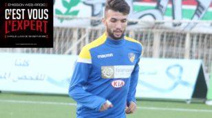 """Zakaria Naïdji : """"Je rêve de jouer la CAN et partir en Europe !"""""""