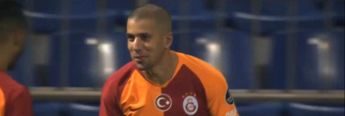 Feghouli inscrit un Hat-trick face à Kasimpasa