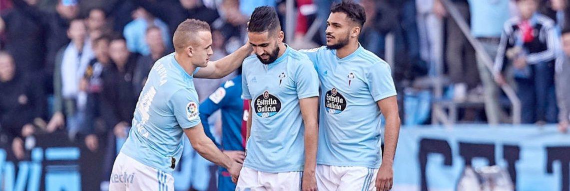 Celta Vigo : Un match de suspension pour Boudebouz