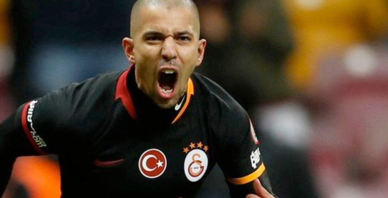Feghouli buteur face à Hatayspor en Coupe de Turquie