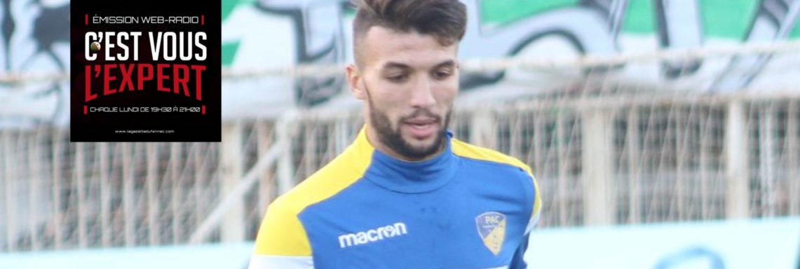 Naïdji : «Je rêve de jouer la CAN et partir en Europe !»