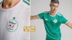 Adidas dévoile le nouveau maillot de l'Algérie pour la CAN 2019 !