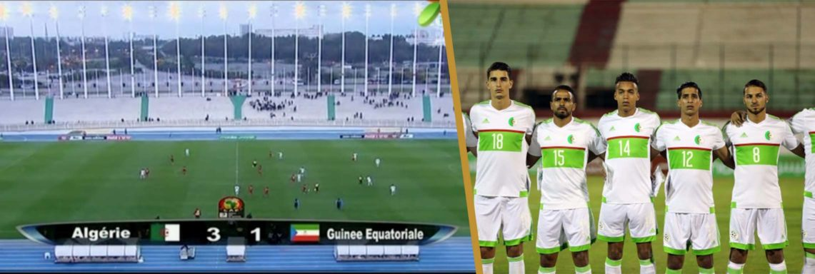 Qualifs CAN 2019 : Algérie 3 – 1 Guinée Equatoriale