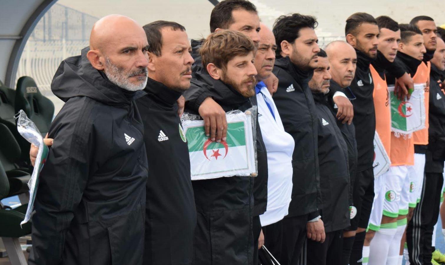 batelli coach U23 espoir