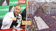 Belmadi : «Le peuple algérien doit être entendu»