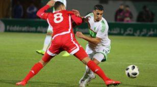 Algérie-Tunisie (1-0) : un bon test tactique à Tchaker