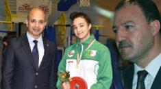 MJS: Bernaoui succède à Hattab