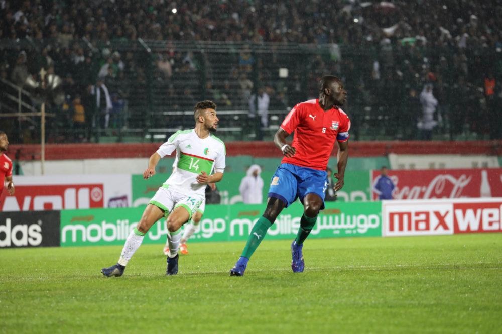 ?Algérie – Gambie (1-1) : Le résumé du match en images !