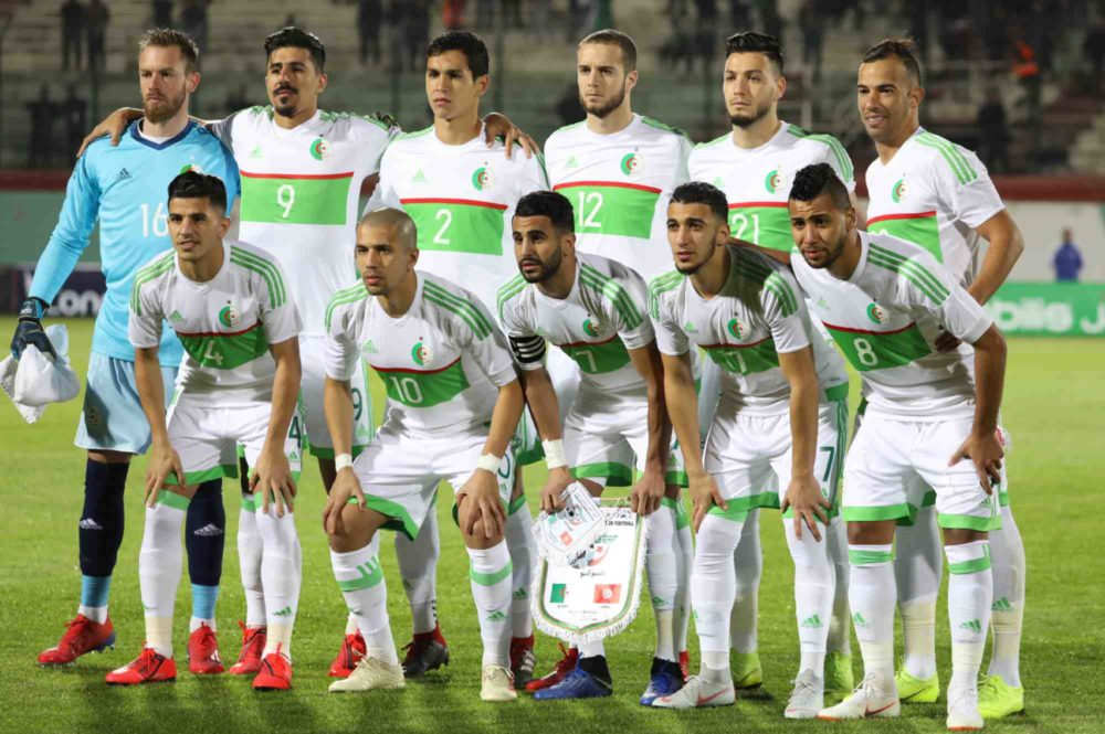 ?Algérie-Tunisie (1-0) : un bon test tactique à Tchaker