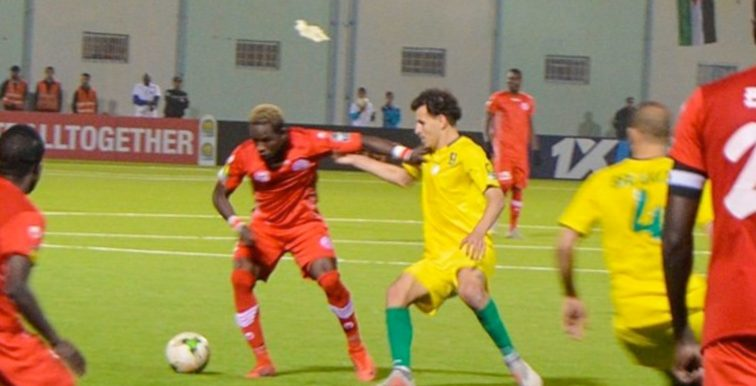 LDC : la JS Saoura s'impose face à Simba FC (2-0) !