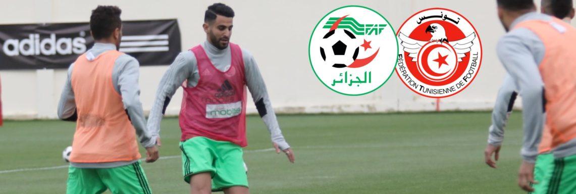 ALG-TUN (à 20h45) : Les Verts face au révélateur tunisien