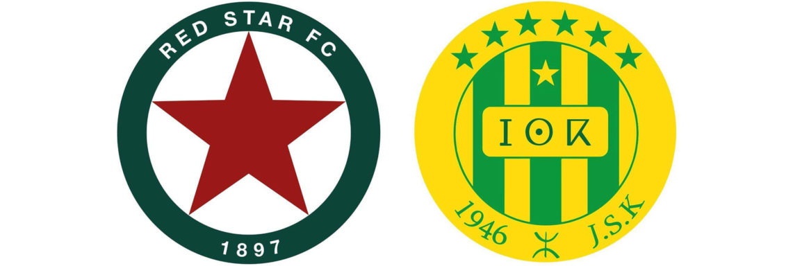 Red Star – JS Kabylie ce samedi à Paris en match amical !