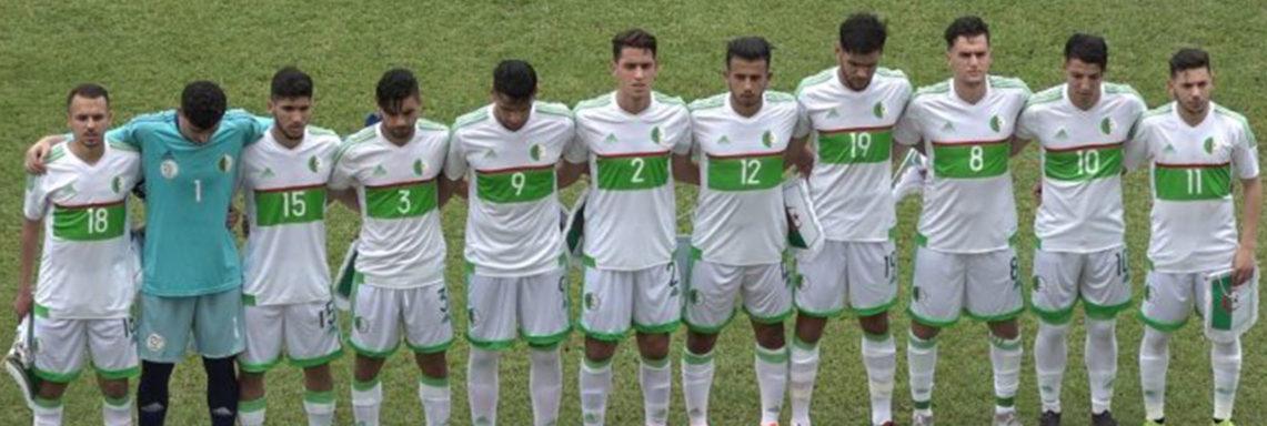 U23 : L'Algérie bat la Guinée EQ (3-1) et se qualifie pour la CAN 2019