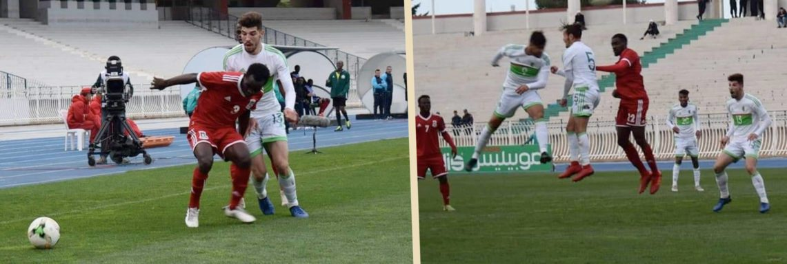 U23 : L'Algérie bat la Guinée EQ (3-1) et se qualifie pour le dernier tour