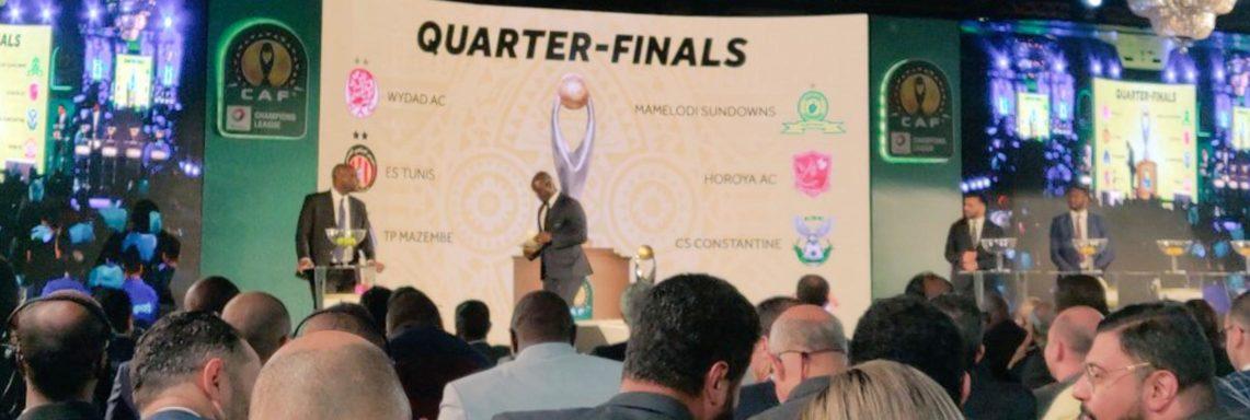 LDC : L'ES Tunis adversaire du CS Constantine en ¼ de finale !