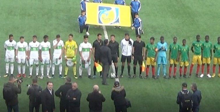 UNAF U15 : l'Algérie bat la Mauritanie 5-0