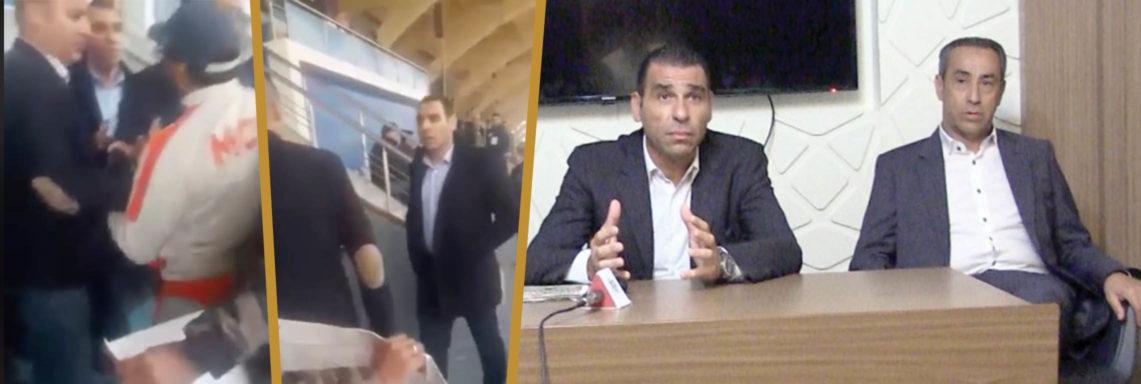 Zetchi chahuté à Oran : « On a pas besoin de vous ! »