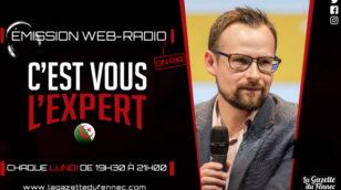 « C'est vous l'Expert » : entretien avec Stanislas Frenkiel !