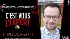 « C'est vous l'Expert » : Stanislas Frenkiel à l'antenne !