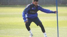 Nottingham Forest : Soudani s'entraîne 6 mois après !