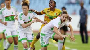 J.O. 2020 : la sélection algérienne Dames en stage