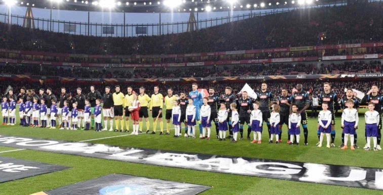Europa League : Naples s'incline 2-0 face à Arsenal
