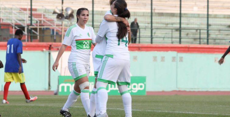 Féminine : victoire 2-0 face au Tchad