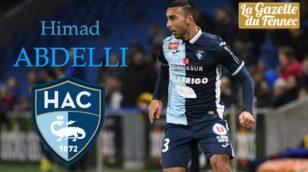 """Himad Abdelli : """"Mes objectifs ? M'imposer au Havre et rejoindre l'Algérie !"""""""