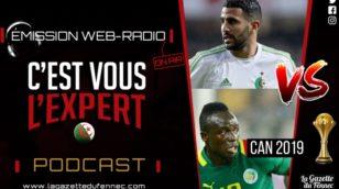 «C'est vous l'Expert » : analyse des groupes de la CAN 2019 !