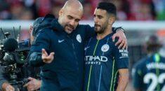 Manchester City : Guardiola compte sur Mahrez la saison prochaine