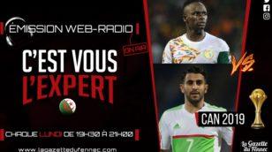 « C'est vous l'Expert » : Retour sur les groupes de la CAN 2019 !