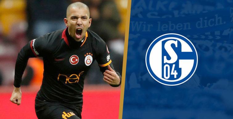 Schalke 04 : 14 millions d'euros proposés pour Feghouli