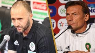 CAN-2019 : Hervé Renard veut affronter l'Algérie en amical