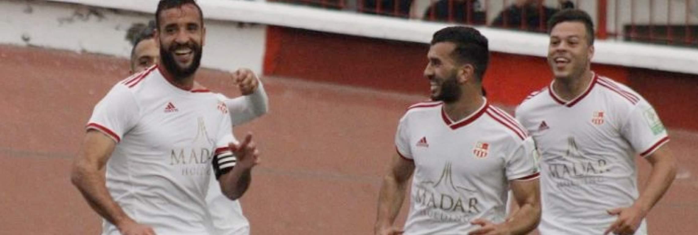 Coupe d'Algérie : CRB-CSC (2-0), Belouizdad premier finaliste