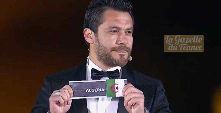 Tirage CAN 2019 : l'Algérie avec le Sénégal dans le Groupe C !