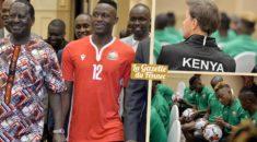 Zoom sur le Kenya : les Harembee Stars pour ouvrir le bal !